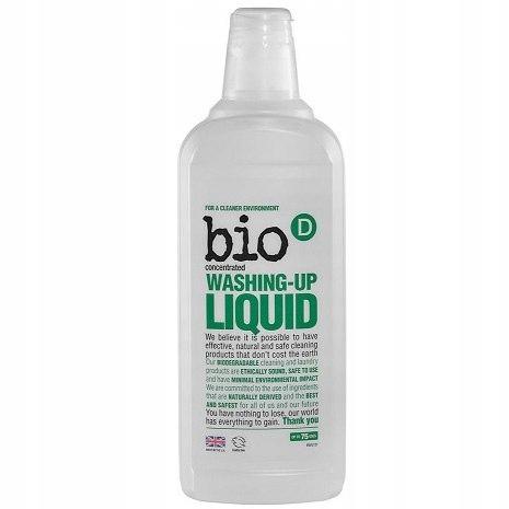 BIO-D Płyn do zmywania naczyń EKO 750 ml
