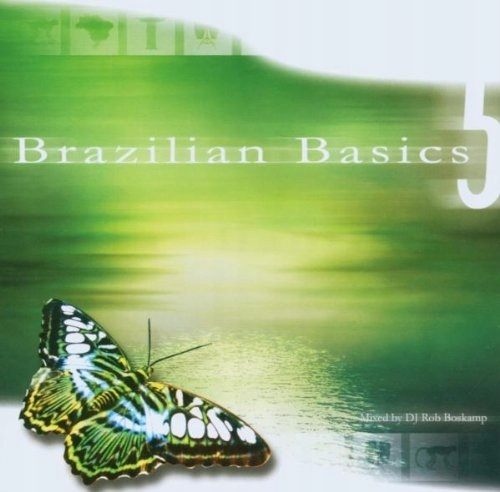 CD V/A Brasilian Basics 5
