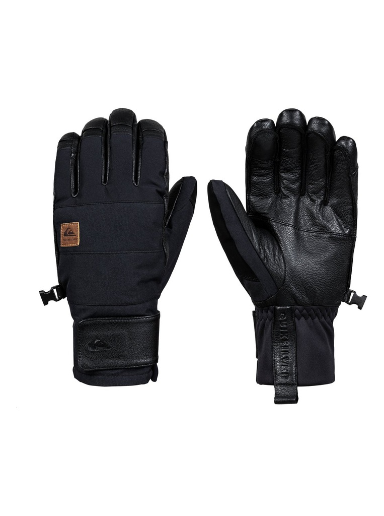 QUIKSILVER - Rękawiczki Męskie - Squad Gloves r.M.