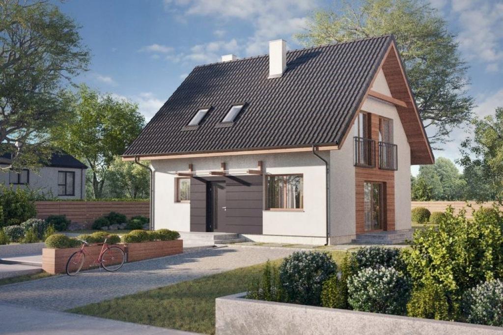 Dom, Stargard, Stargardzki (pow.), 111 m²