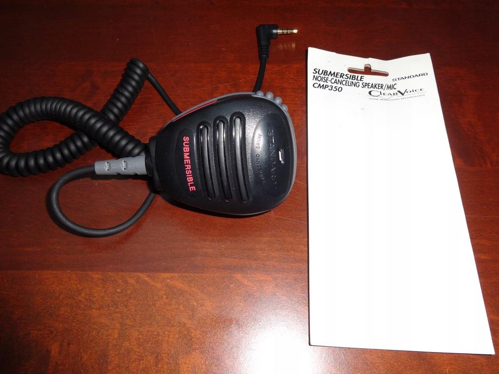 Mikrofon Głośnik Standard CMP350 Wygłuszenie Szumu