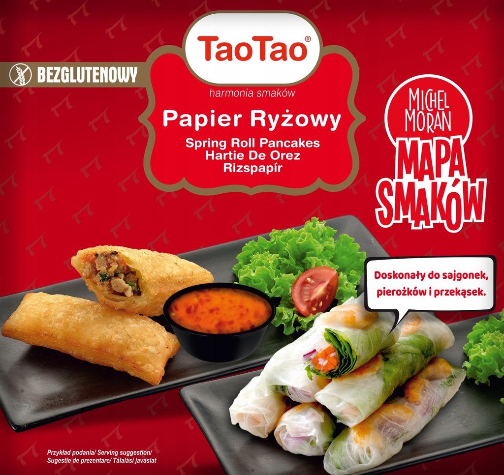 Papier ryżowy do sajgonek TaoTao