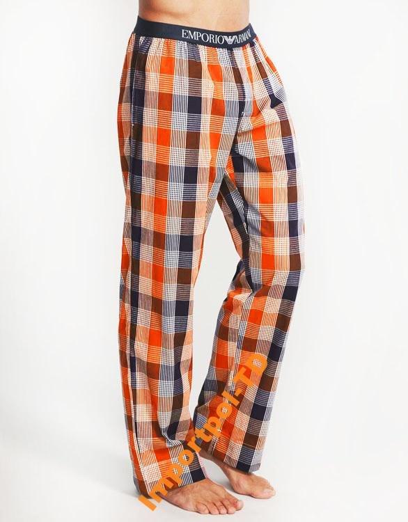 Emporio Armani spodnie piżama roz XL