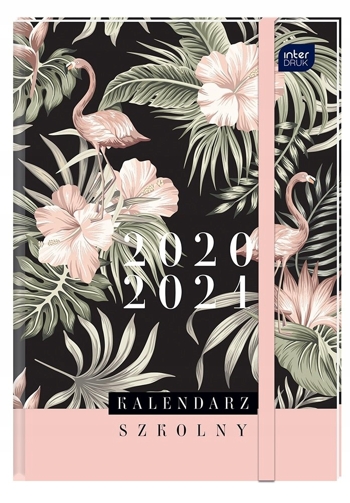 Kalendarz Szkolny 2020 2021 B6 Flaming Interdruk 9448710406 Oficjalne Archiwum Allegro
