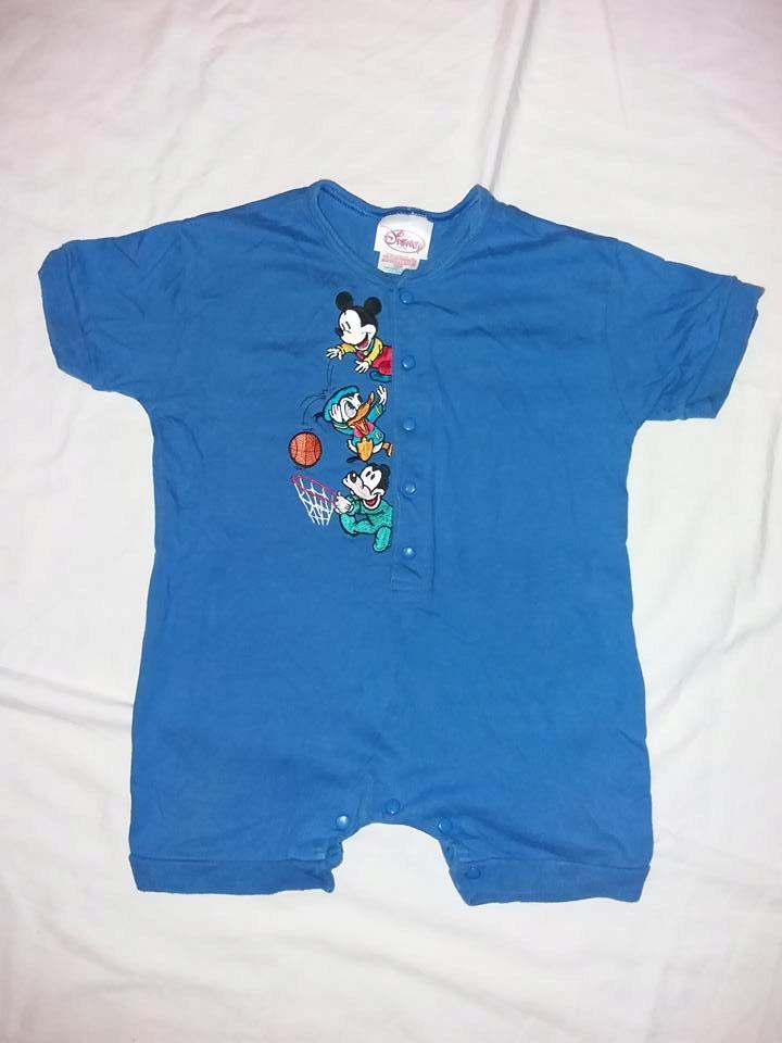 Rampersy dziecięce Disney 92/98