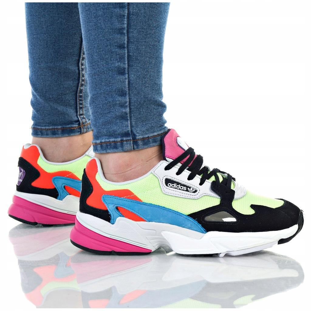 buty adidas damskie kolorowe