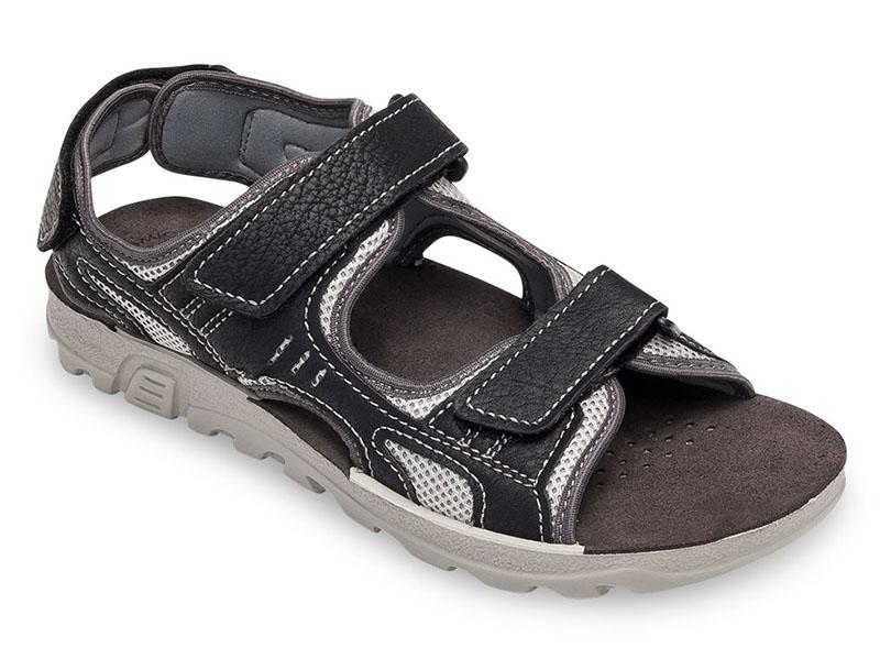 Sandały męskie Inblu TL-13 Czarne 42