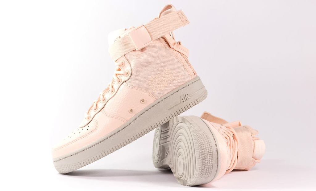 Nowe BUTY NIKE SF AIR FORCE 1 MID r.41 hi max 90