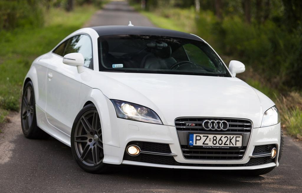 Audi Tts 2 0 Quattro 272 Km Cena 55 Tys Zl 8537790590 Oficjalne Archiwum Allegro