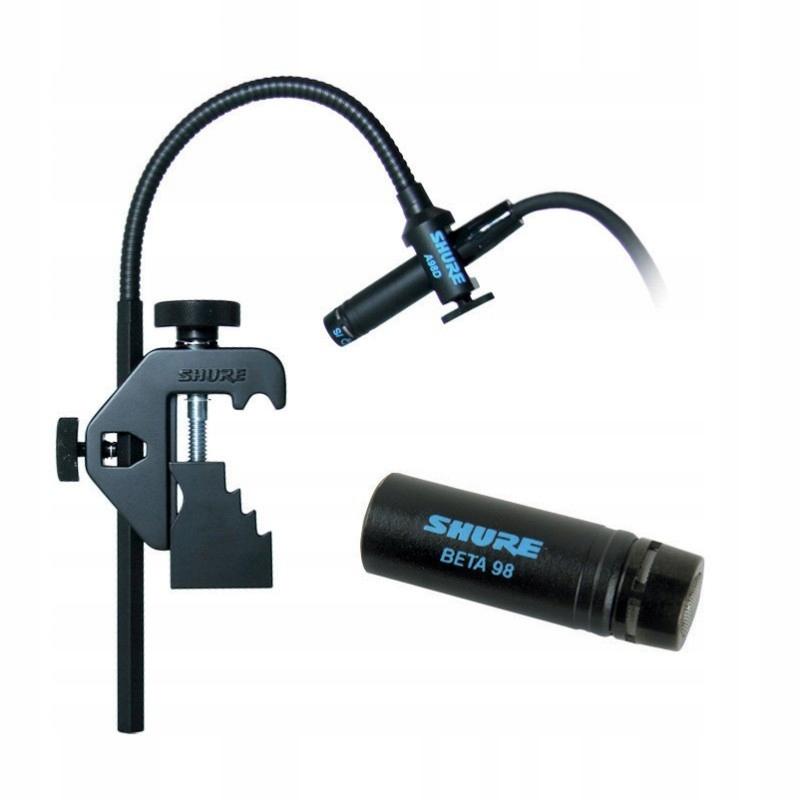 SHURE BETA 98 D/S mikrofon pojemnościowy do bębnów