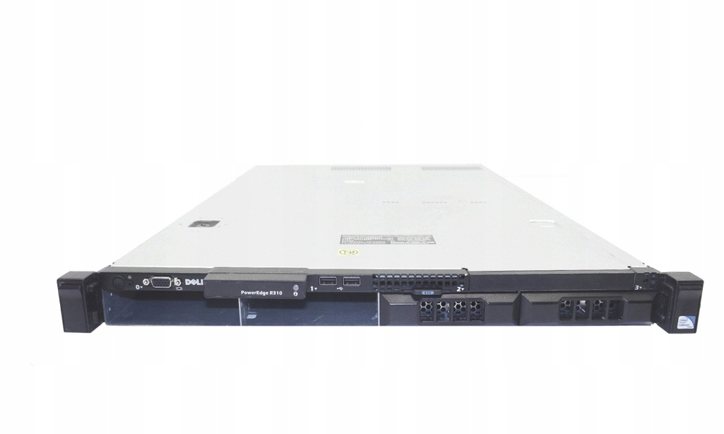 DELL POWEREDGE R310 4GB SERWER /070