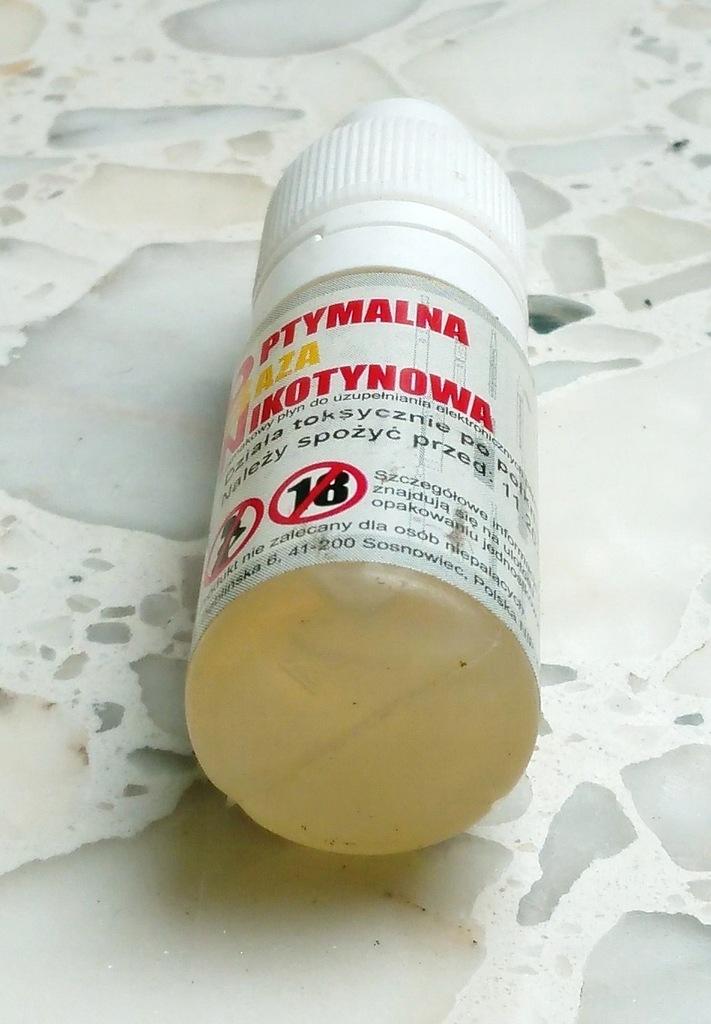 Baza Nikotynowa Optymalna 18 Mg Ml 10 Ml Epapieros 8453478239 Oficjalne Archiwum Allegro