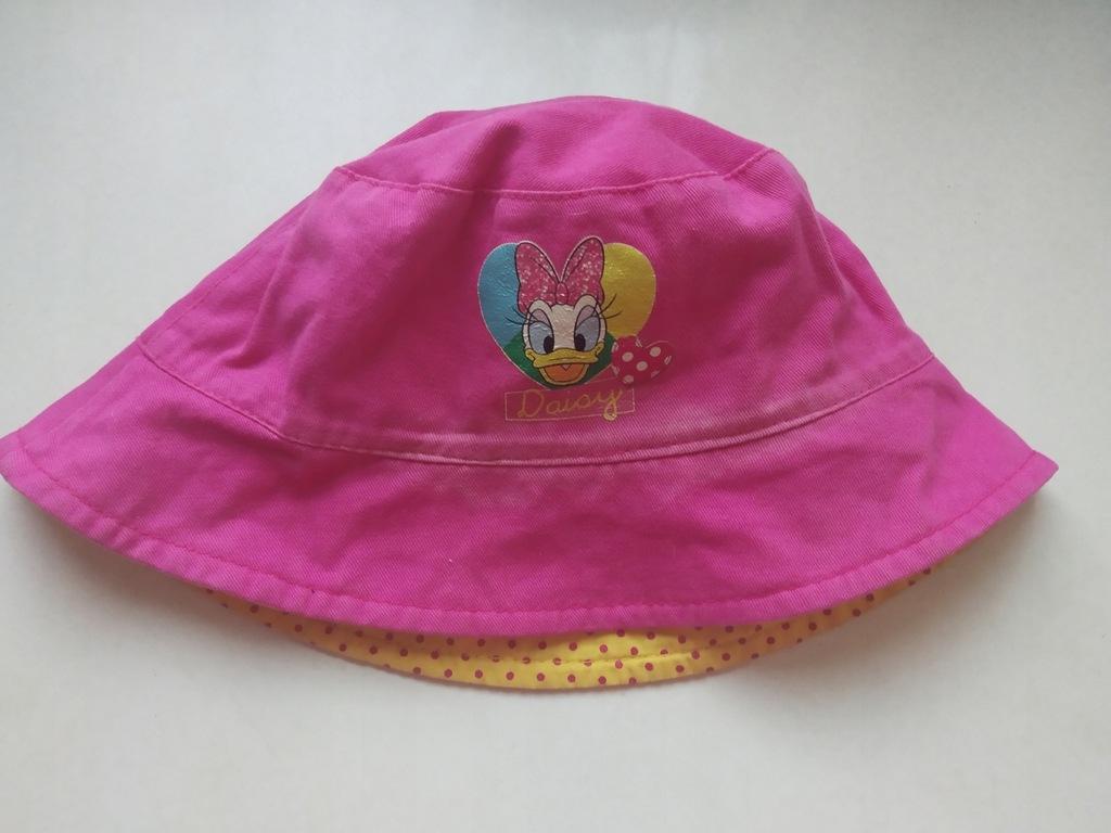 DISNEY Daisy kapelusz lato 52 54