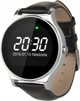 Smartwatch Kruger&Matz Czarny KM0431 [outlet]