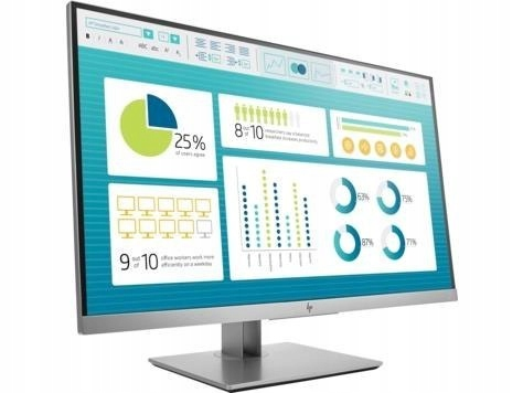 "Monitor HP E273 1FH50AA (27""; IPS/PLS; FullHD"