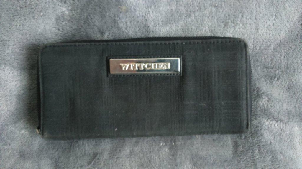 pojemny portfel WITTCHEN 20 x 9 cm portmonetka