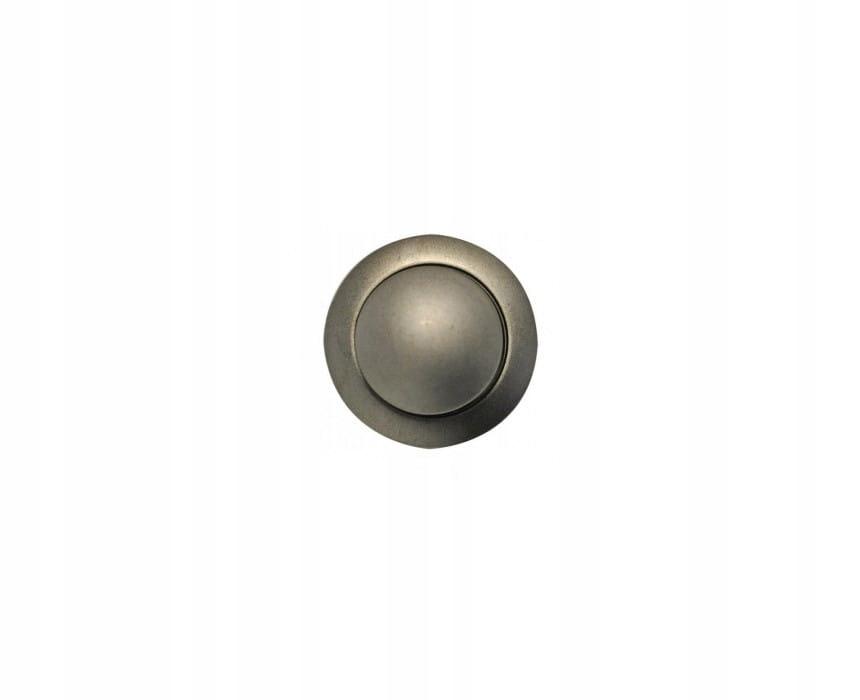 Fendt, przycisk Push Lock nikiel 22mm