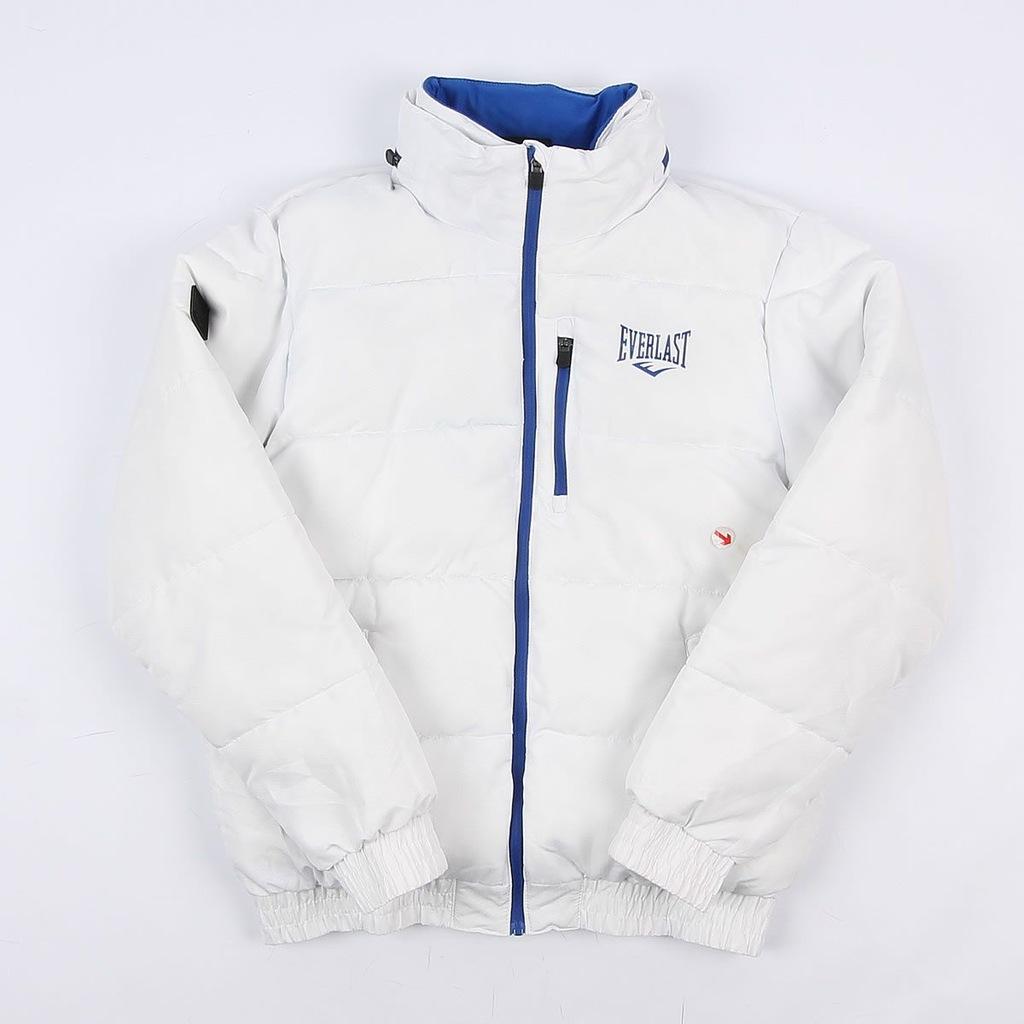 białe kurtki męskie everlast