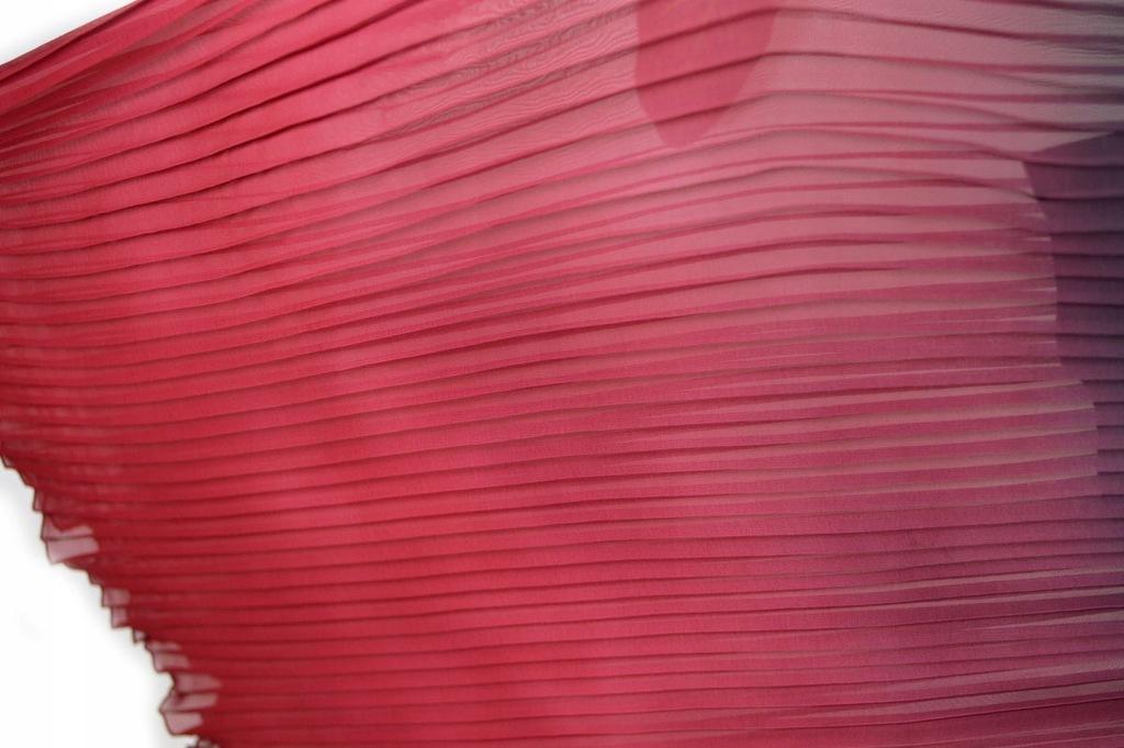 Spódnica długa maxi plisowana ombre 36 S 7556823626