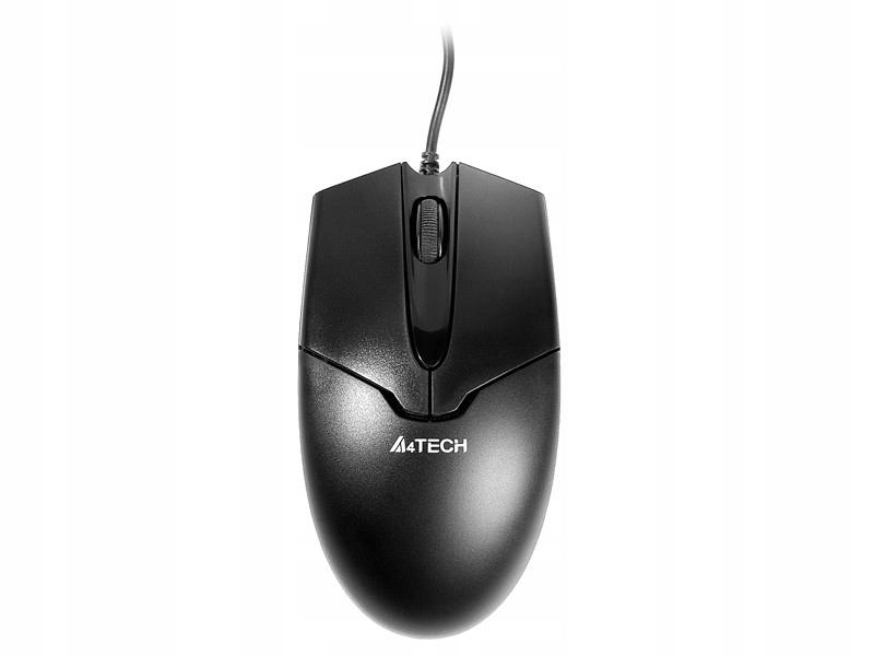 A4 Tech Mysz V-TRACK OP-550NU X-GLIDE myszka USB