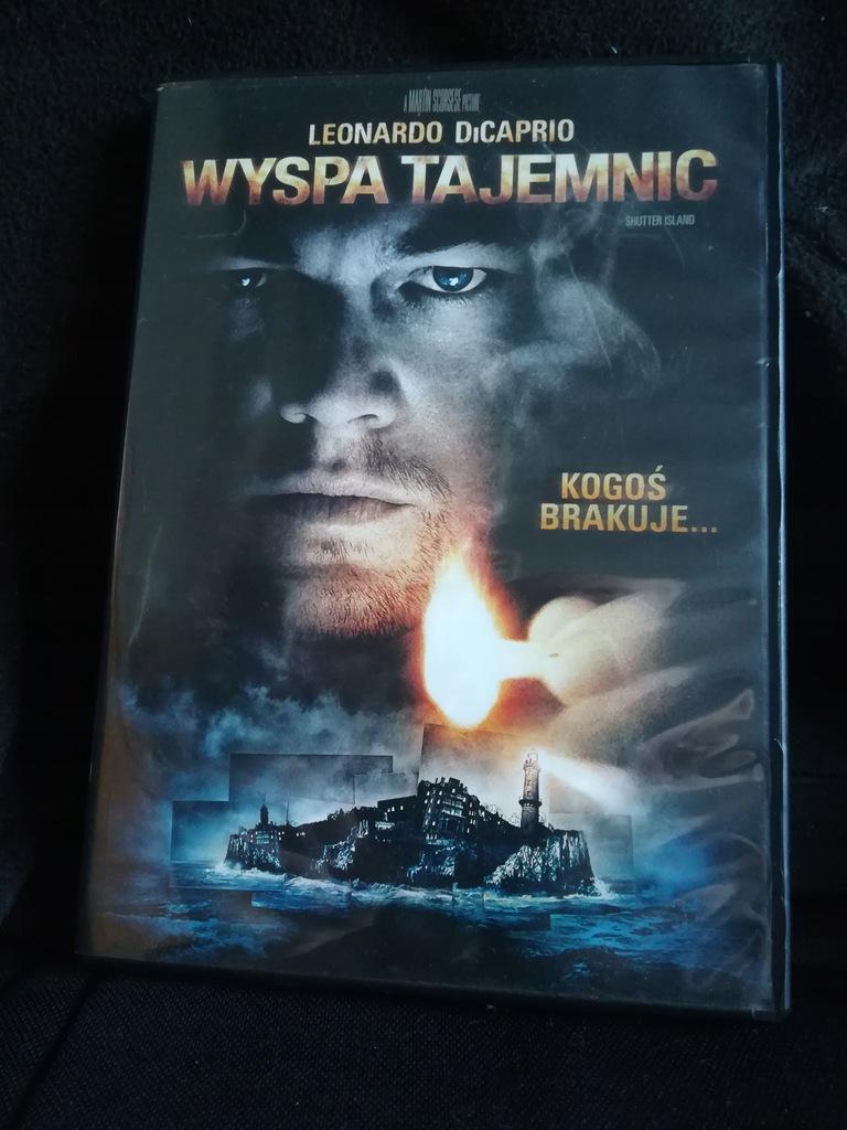 WYSPA TAJEMNIC - DICAPRIO RUFFALO SCORSESE