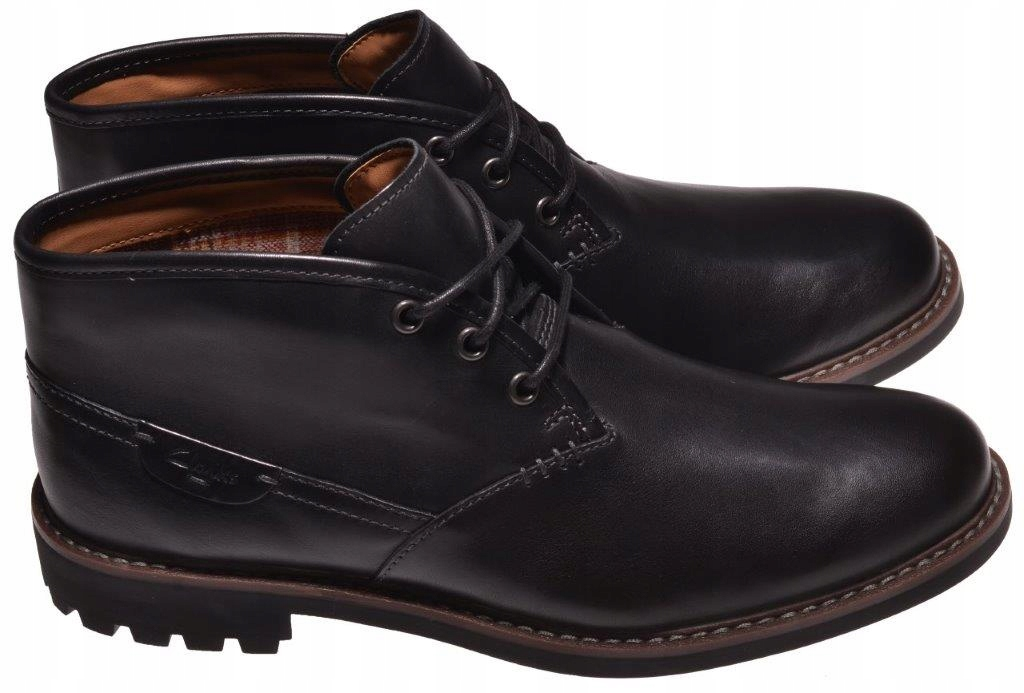 BOTKI CLARKS Montacute Duke Black 45
