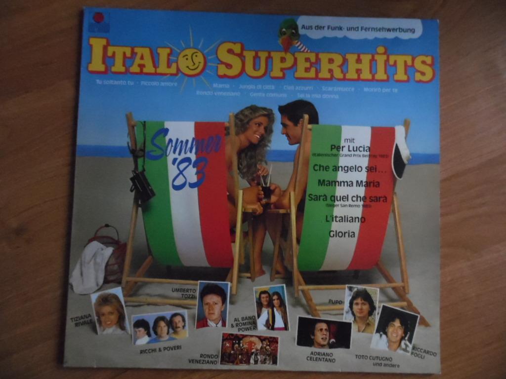 ITALO SUPERHITS-CHARYTATYWNA