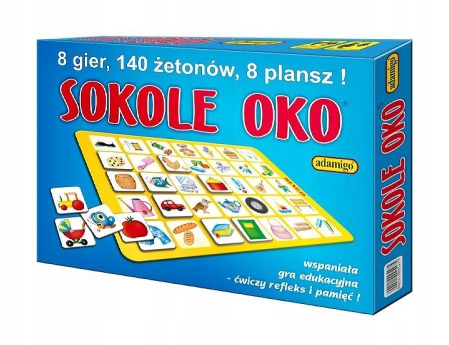 GRA - SOKOLE OKO ADAMIGO, ADAMIGO