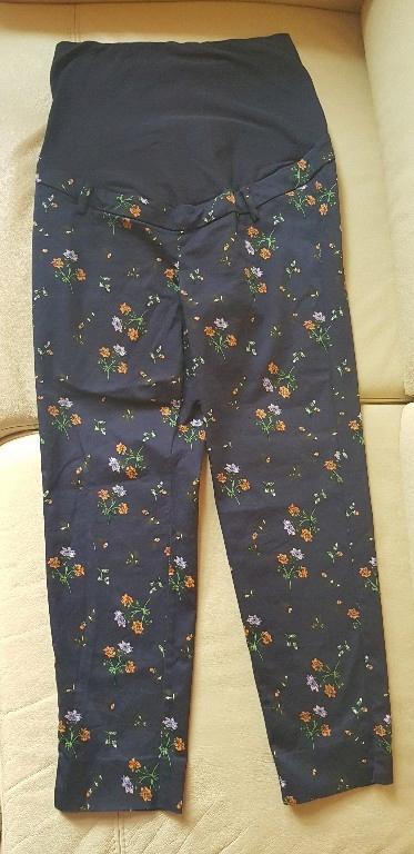 H&M Mama spodnie ciążowe rozm 42
