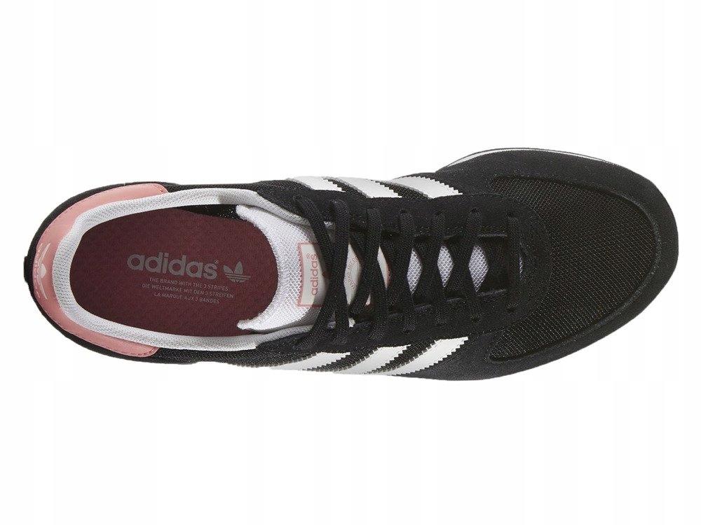 wygodne Buty Adidas Zx Racer Damskie S32229 czarne