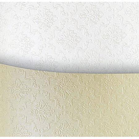 Karton Ozdobny A4 Ornament kremowy 230g op. 20 ark