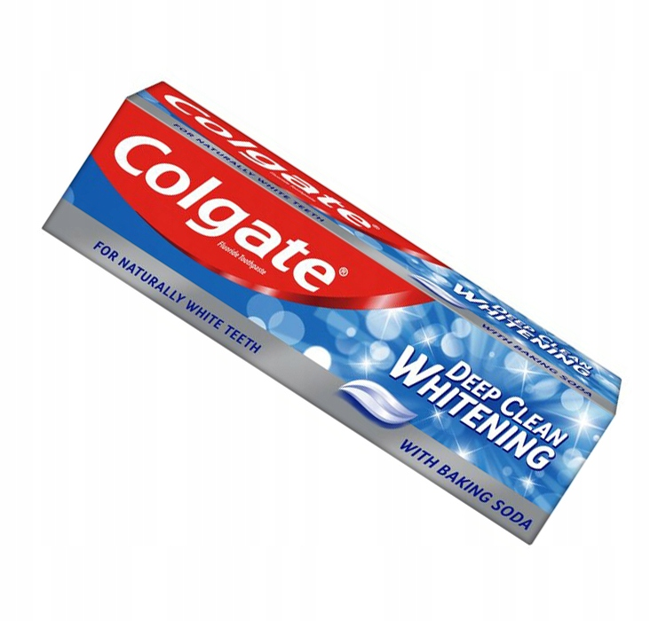 COLGATE DEEP CLEAN WHITENING PASTA DO ZĘBÓW 100ML