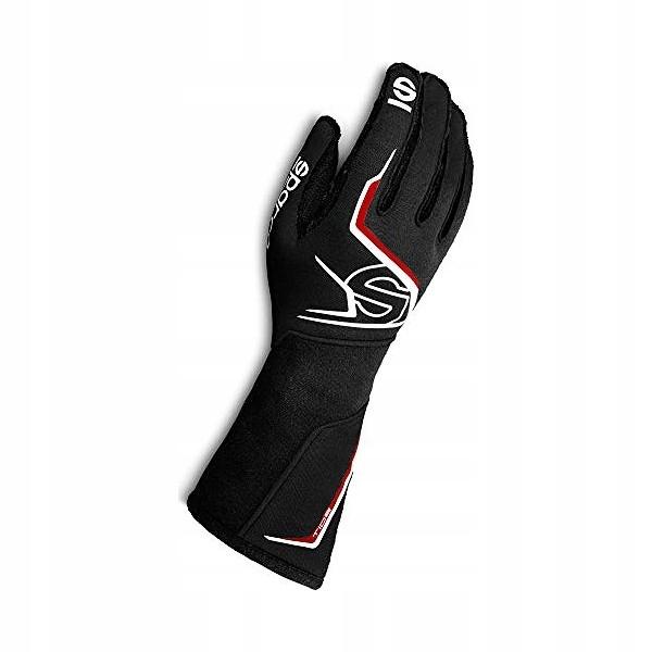 Męskie rękawice do jazdy Sparco Tide 2020 Czarny