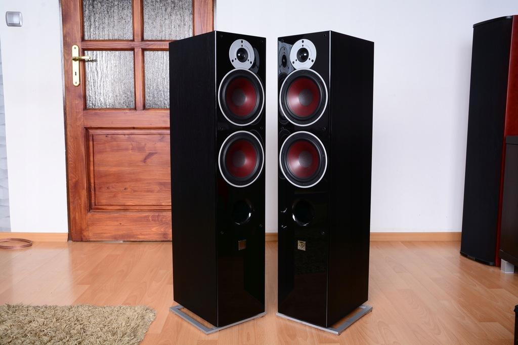 Kolumny Stereo Głośniki podłogowe Dali Zensor 7