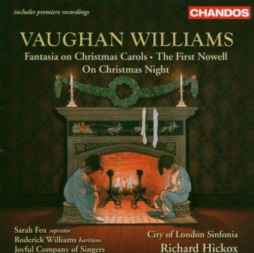 Sarah Fox - Vaughan Williams: Fantasia on Christma