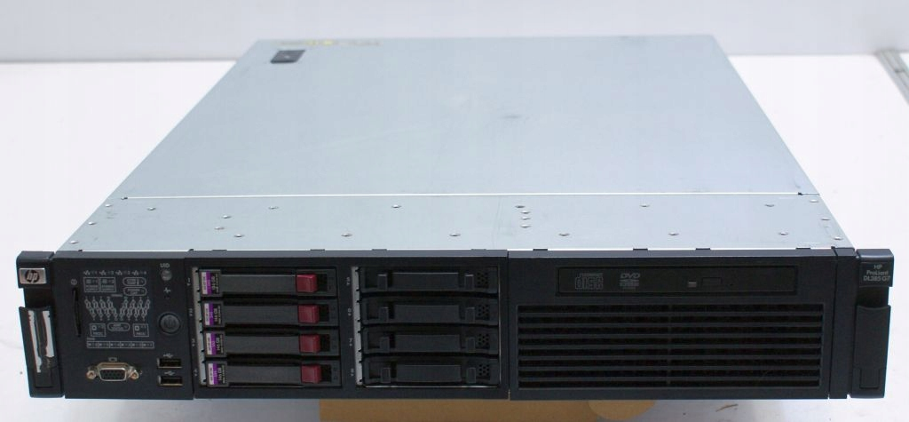 HP DL385 G7 32x 2,6Ghz 64GB 4x146GB P410i iLO3