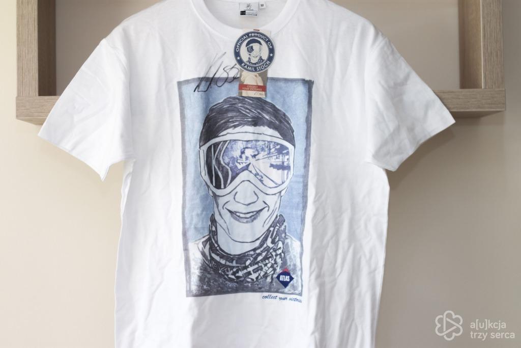 Koszulka Kamila Stocha Z AUTOGRAFEM