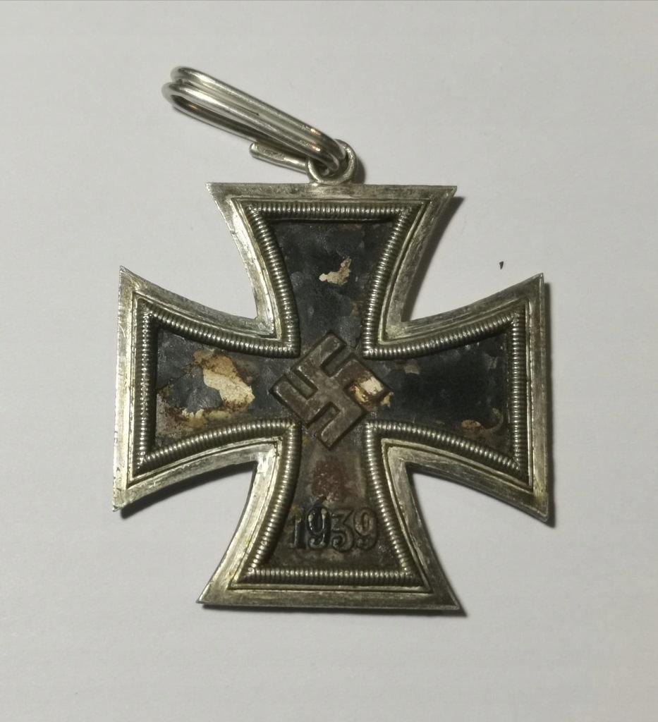 Krzyż rycerski z zawieszką