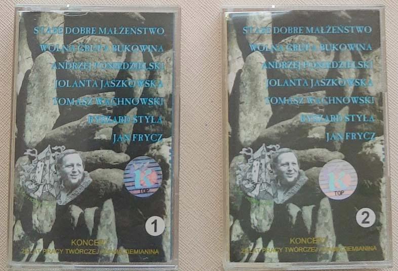 MC - LIST DO ZIELONEJ ŚCIEŻKI - 2 kasety