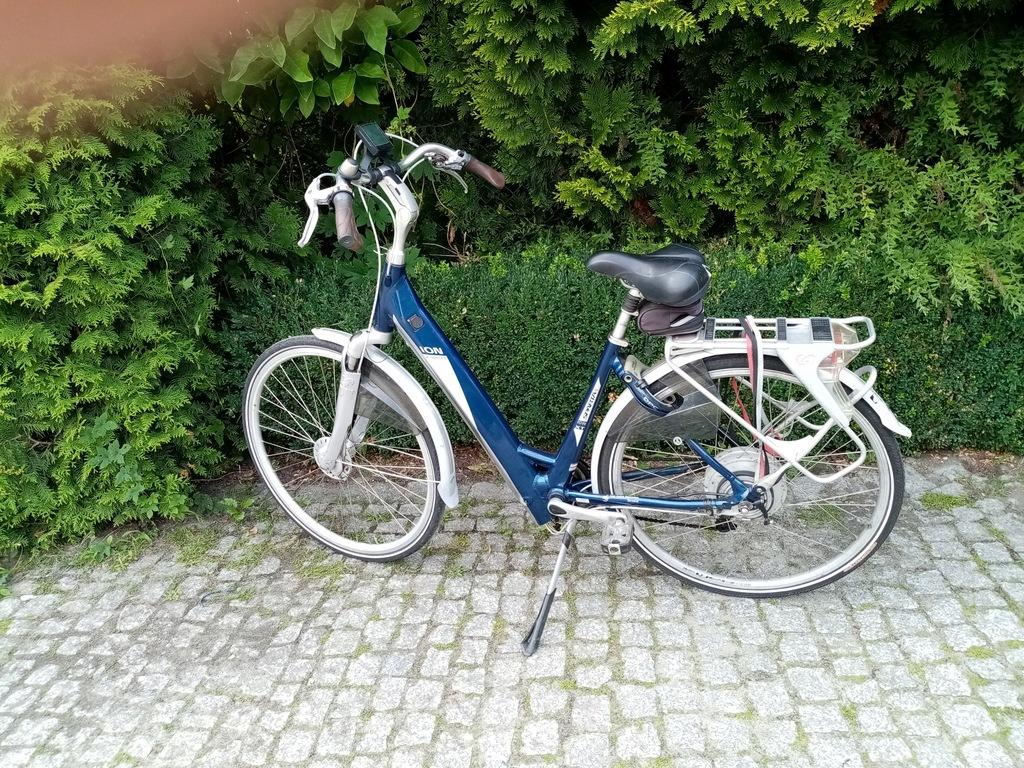 rower elektryczny Sparta x-serie