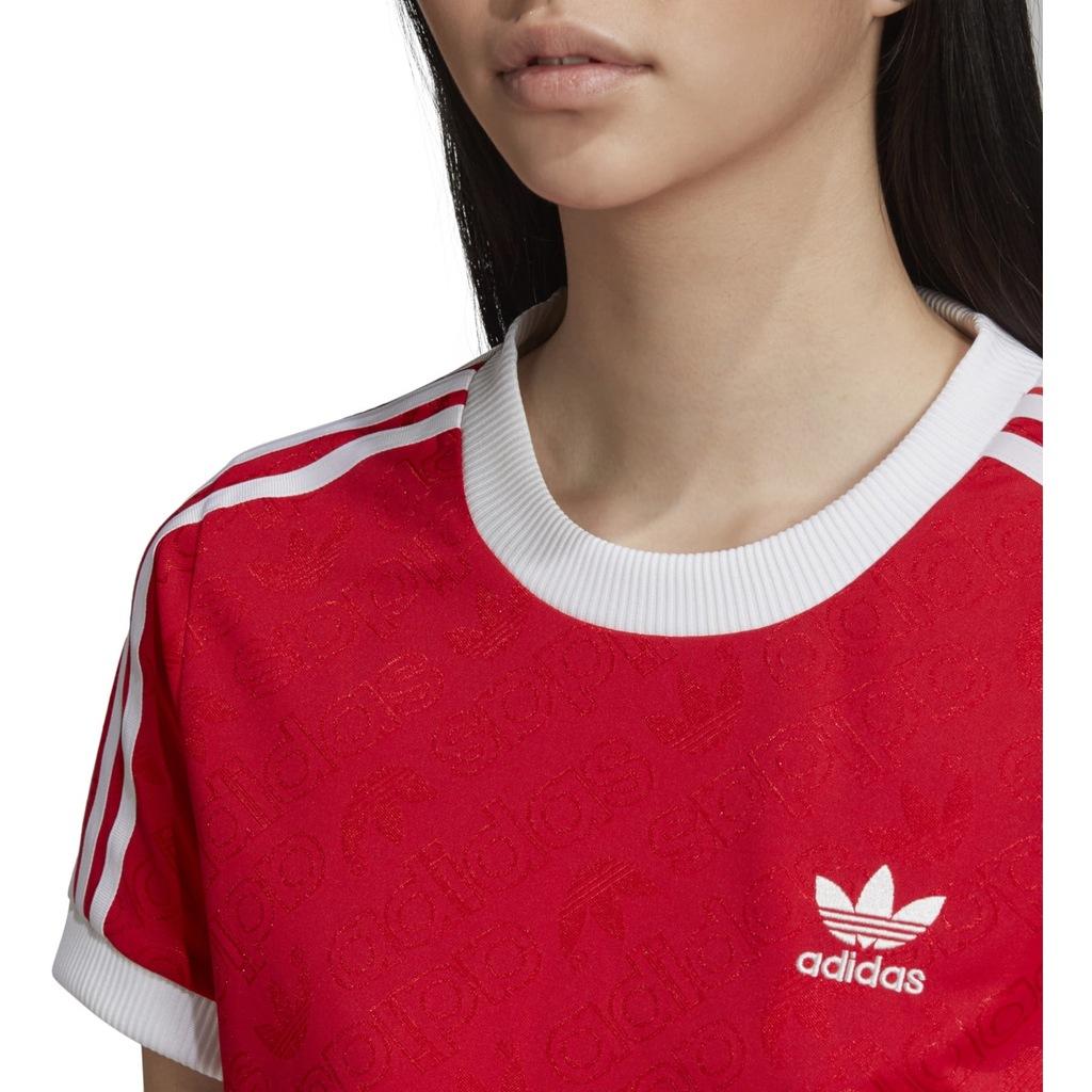 Koszulka adidas Originals 3 Stripes ED5957   odcienie