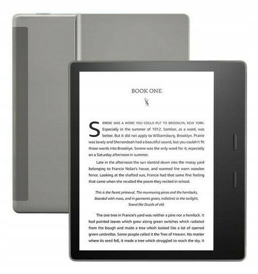 Czytnik E-booków KINDLE Oasis 7 cali Wi-Fi 8GB