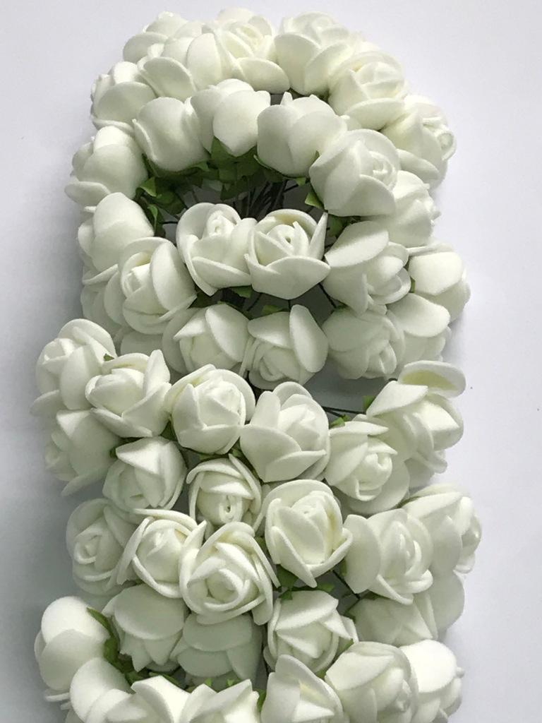 Kwiatki Kwiaty Piankowe 2 5 Cm 144 Szt 7385725243 Oficjalne Archiwum Allegro