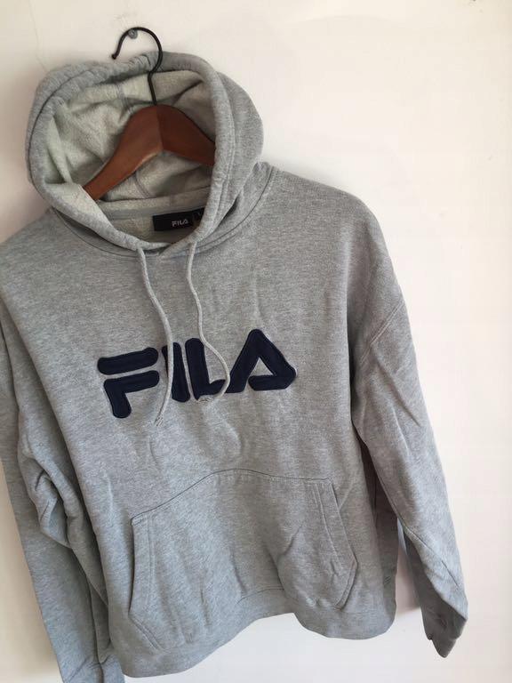 Bluza Fila kangurka vintage streetwear L okazja