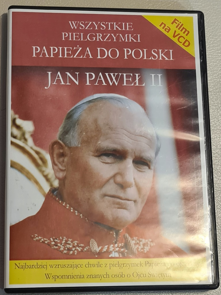 Wszystkie pielgrzymki papieża do polski