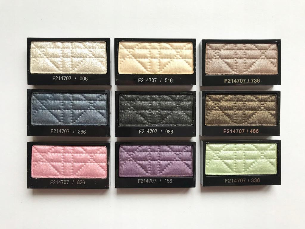 Dior 1 Couleurs Eye Shadow Cienie 086