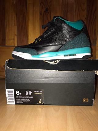 Jordan 3 Retro GG