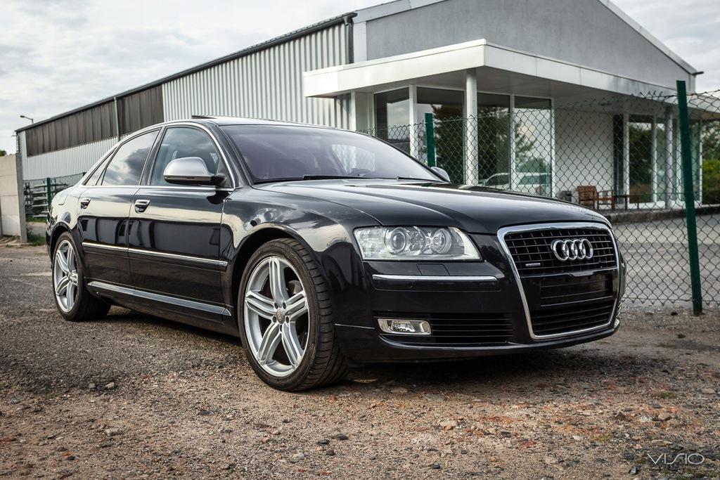 Audi A8 3 0 Tdi Klimax4 F1 Szyberdach 2009 8378157159 Oficjalne Archiwum Allegro