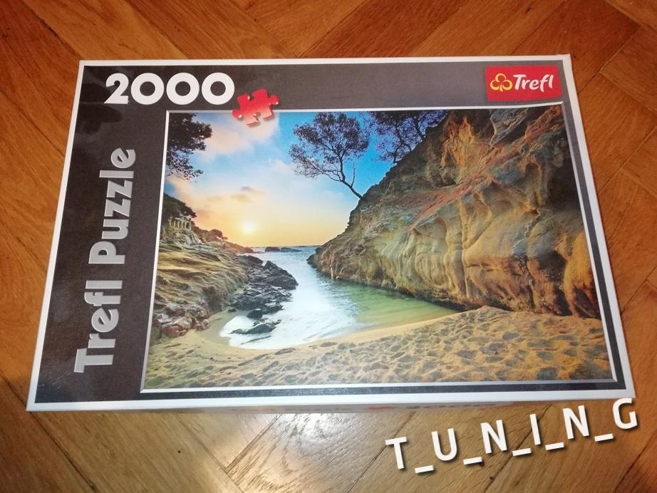 Puzzle Trefl 2000