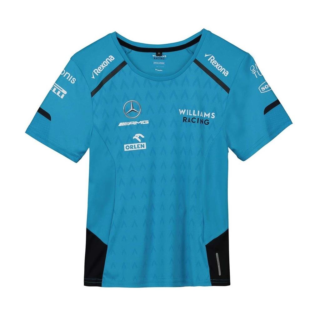 T-shirt dziecięcy Team Williams Racing 2019 (XL)